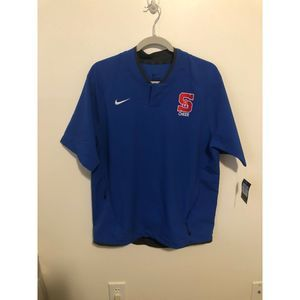 Nike men's team hot jacket size M